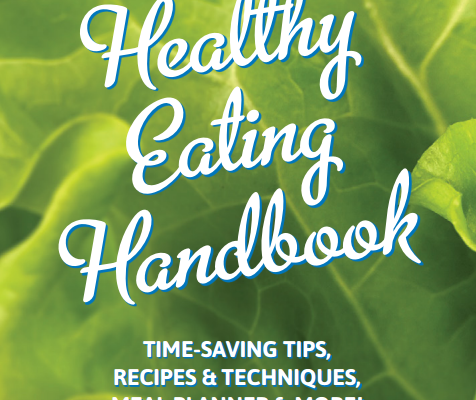Healthy Eating Handbook - Free eBook
