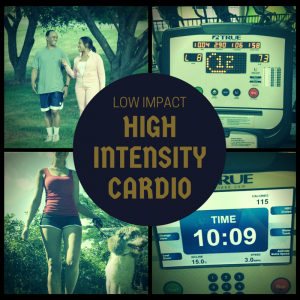 Low Impact, High Intensity Cardio