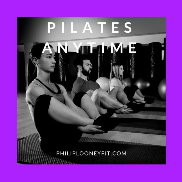 Pilates is dope