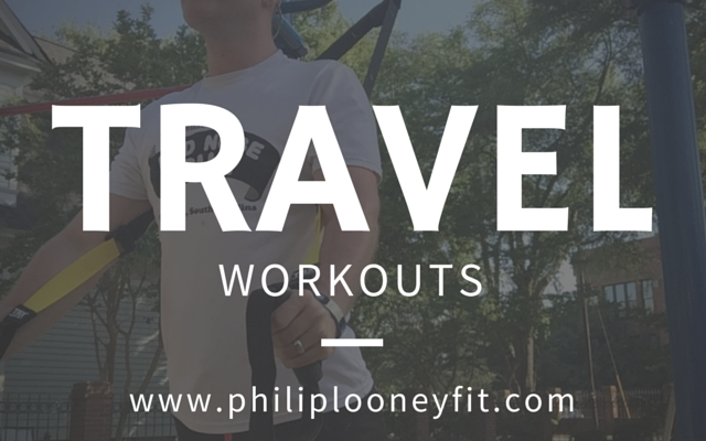 How to Workout While Traveling