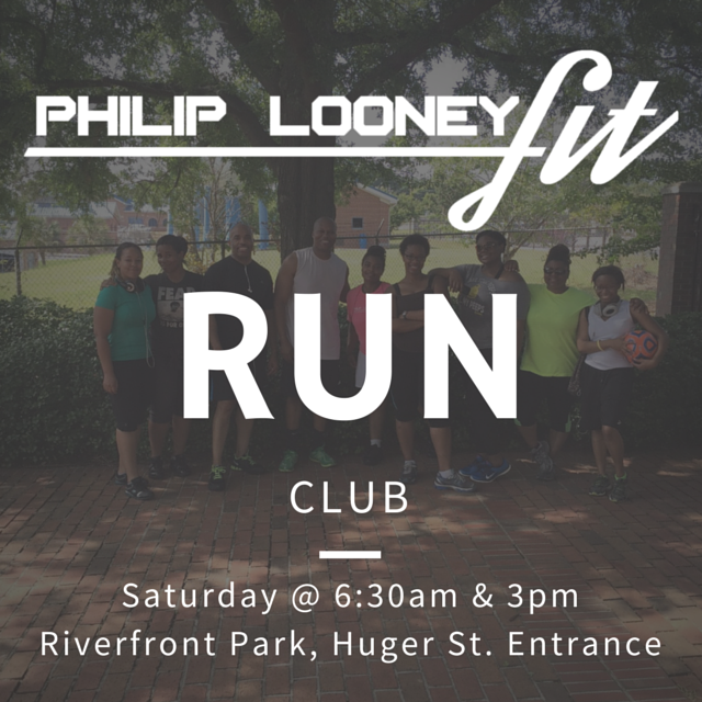 Philip Looney Fit Run Club
