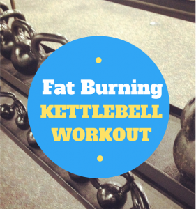 Fat Burning Kettle Bell Workout