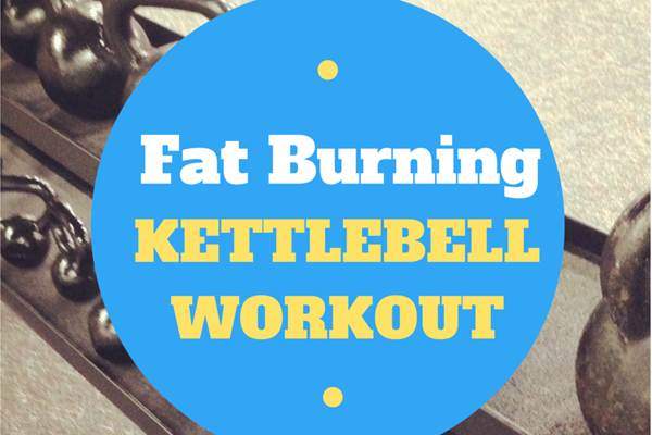 Burn More Fat with this Kettle Bell Workout