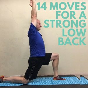 14 Moves for a Strong Low Back