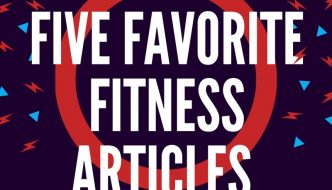 Five Favorite Fitness Articles This Week – 11/13/16