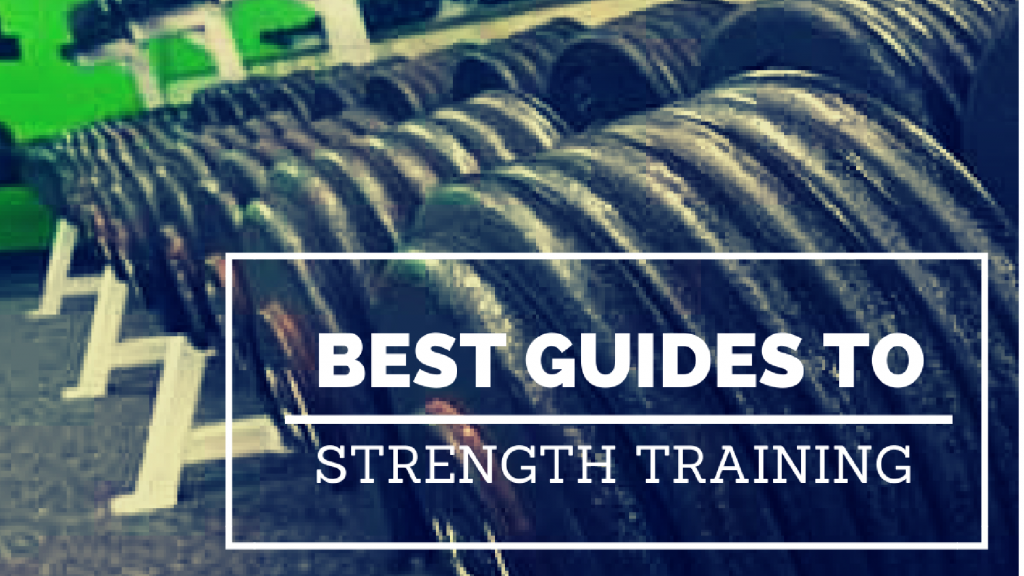 Check out this list of the best Beginners Strength Training Guides!