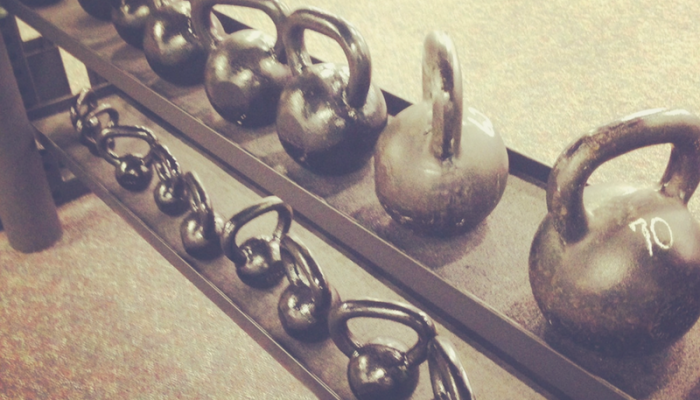 My Favorite Kettlebell Exercises