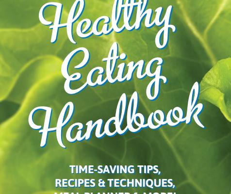 Healthy Eating Handbook - Free eBook