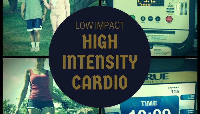 Low Impact, High Intensity Cardio